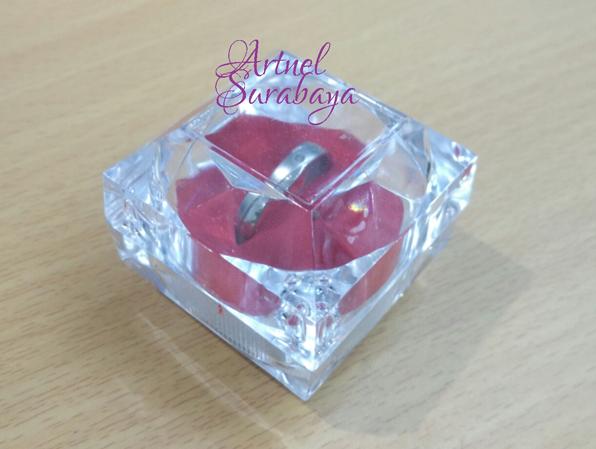 Kotak Cincin 001 Artnel Surabaya